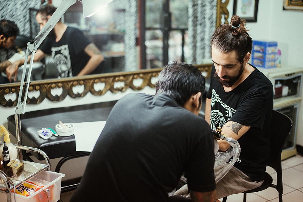 Bali - Tattoo-3